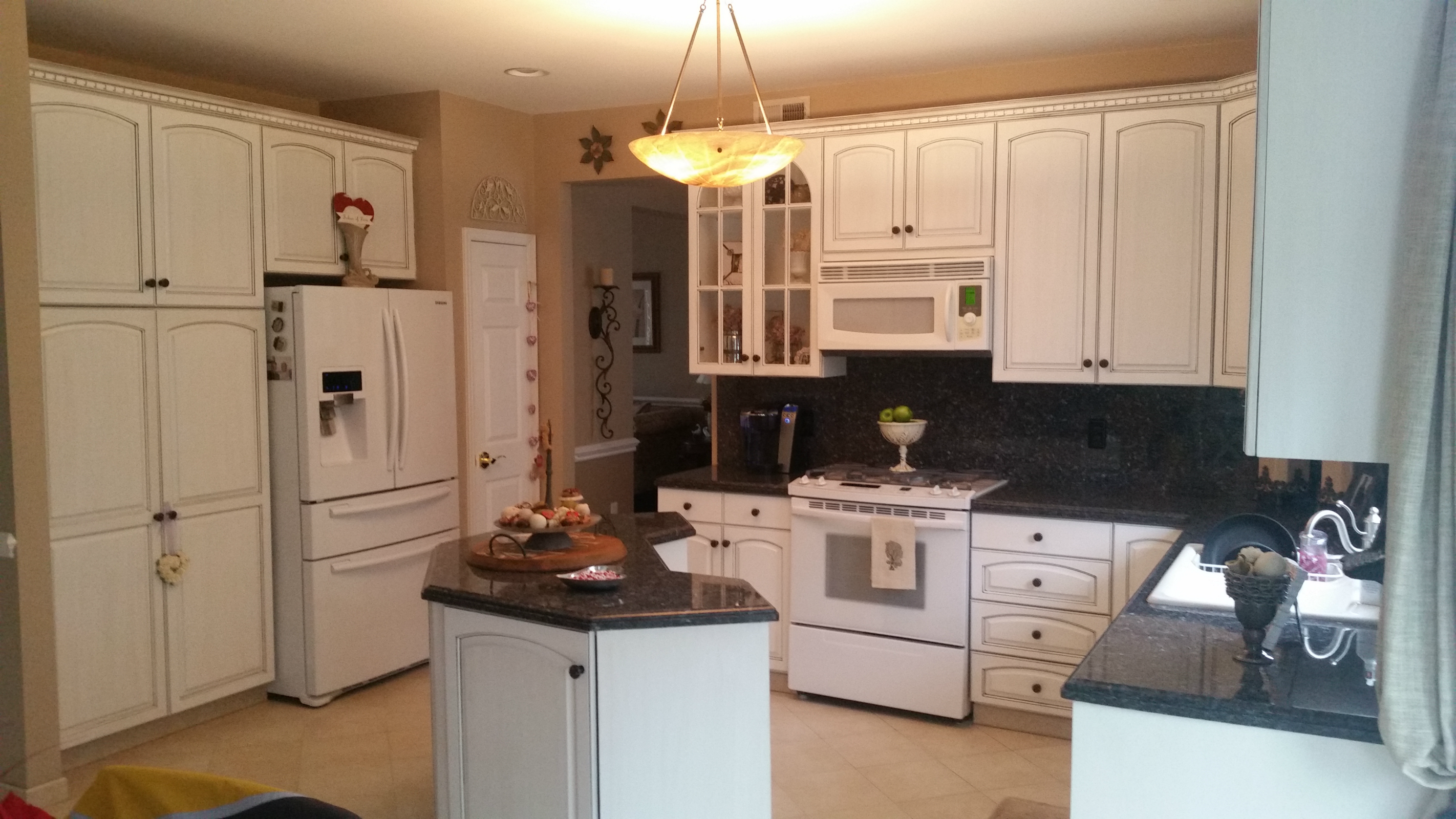 Kitchen Cabinet Painting Kitchen Cabinet Refinishing